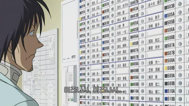 (자막) 명탐정 코난 part 6 497화 썸네일