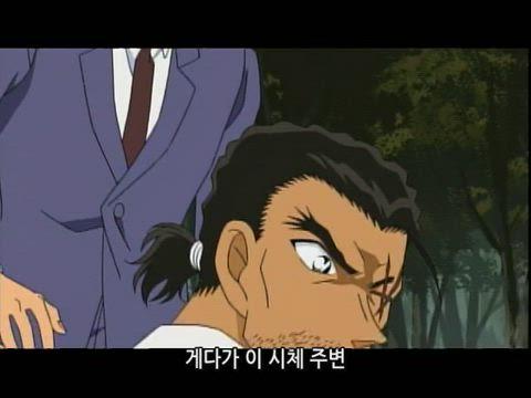 """(자막) 명탐정 코난 """"핫토리 명추리"""" 모음 516-2화 썸네일"""