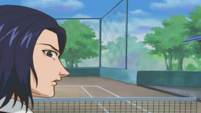 테니스의 왕자 18화 썸네일