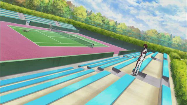 신 테니스의 왕자 11화 썸네일