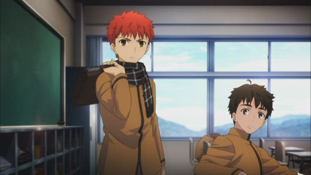 Fate/stay night [Unlimited Blade Works] 8화 썸네일