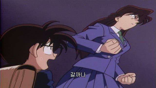 (자막) 명탐정 코난 1기 (96~98년) 10화 썸네일